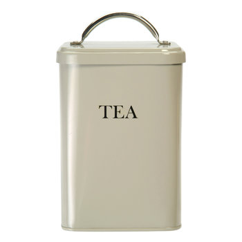 Tea Canister - Clay