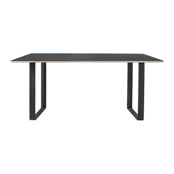 70/70 Table - Black