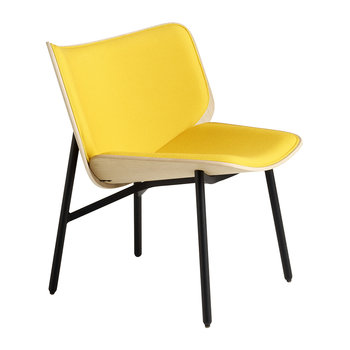 Dapper Armchair - Yellow/Black
