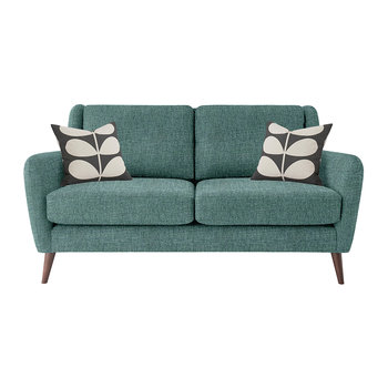 Fern Two Seater Sofa - Teal