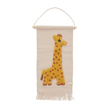 Suspension Murale Girafe