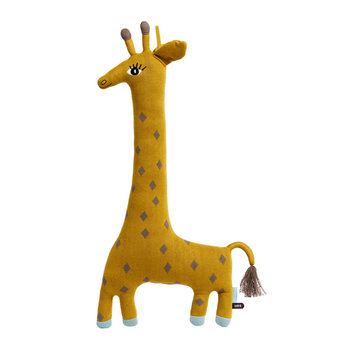 Noah Giraffe Pillow