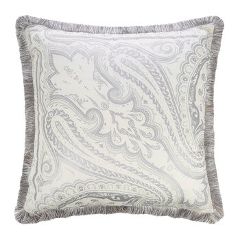 Avignone Poisson Pillow with Piping - 60x60cm