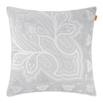 Avignone Gatsby Pillow with Piping - 60x60cm - Gray