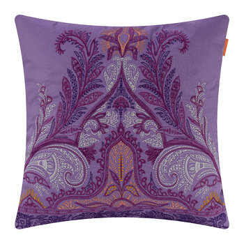 Salamanca Bejar Embroidered Pillow - 45x45cm - Fuschia