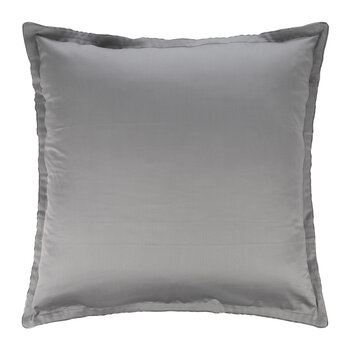 Teo Pillowcase - Steel Grey