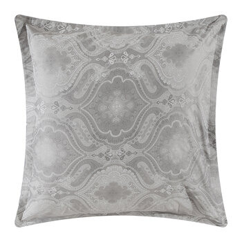 Namaste Pillowcase - Silver