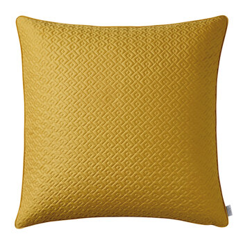 Palace Quilted Pillowcase - 65x65cm - Gold