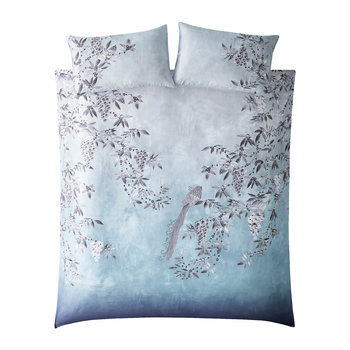 Latimer Duvet Cover - Teal