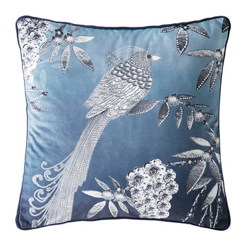 Latimer Pillow - Teal - 45x45cm