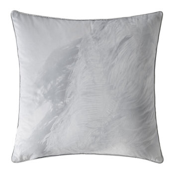 Pristina Pillow - White - 45x45cm