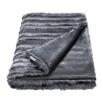 Lorent Throw - Silver - 130x150cm