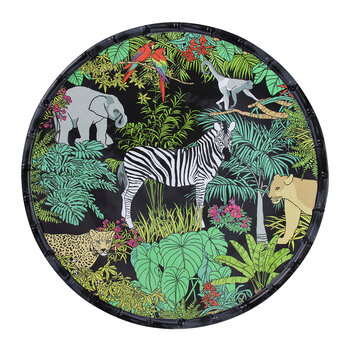 Jungle Round Dish