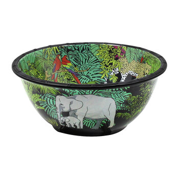 Jungle Deep Bowl