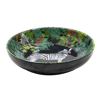 Jungle Soup Plate