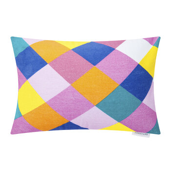 Beach Pillow - Block Party