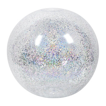 XL Inflatable Glitter Beach Ball
