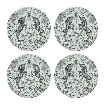 Kruger Coaster - Set of 4 - Green