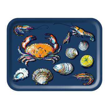 Plateau Rectangulaire Fruits de Mer - Marine