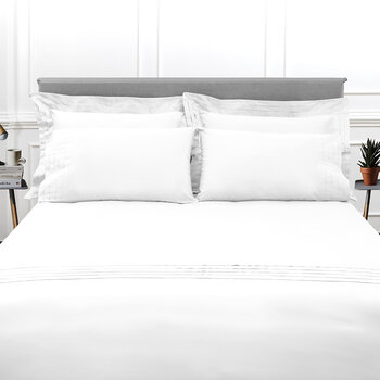 Furness Bed Set - White