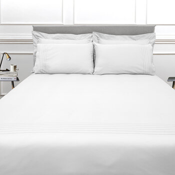 Grafton Bed Set - White