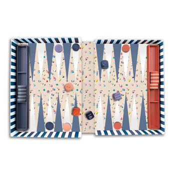 Le Backgammon de Plage