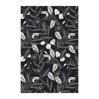 Origin Toucan Vinyl Floor Mat - 99x150cm