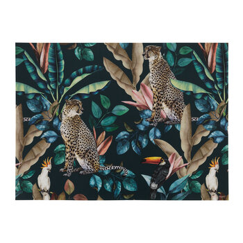 Paradiso Leopard Rectangle Placemat