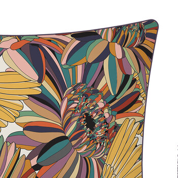 Tropicalism Abstrakt Outdoor-Kissen - 70x70cm