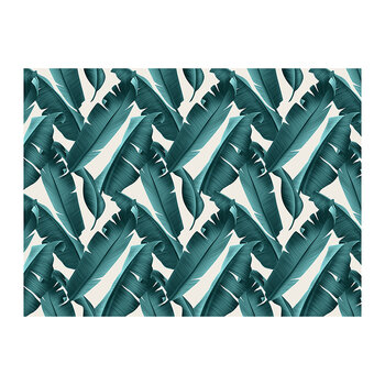 Tropicalism Banana Leaf Placemat