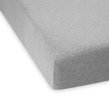 Body ID Fitted Sheet - Heather Gray