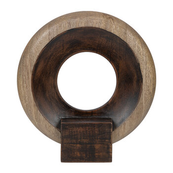 Wooden Hoop Object