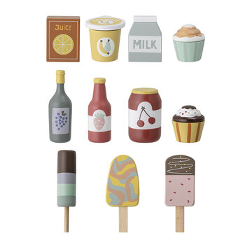 Children's Play Food Set
