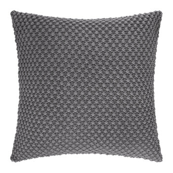 Popcorn Knit Floor Cushion - 80x80cm