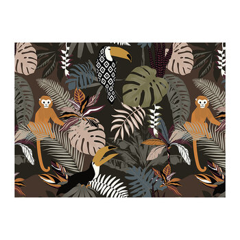 Set de Table Singe Jungle