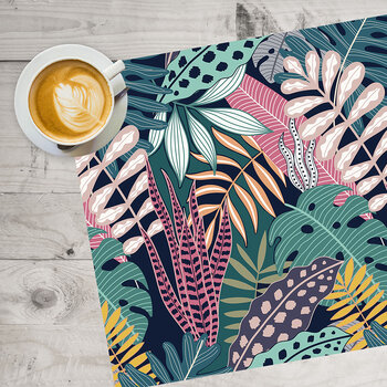 Bright Leaf Placemat