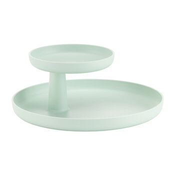 Rotary Tray - Mint Green