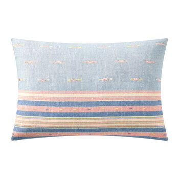 Veronique Cushion Cover - Hither Blue - 38x50cm