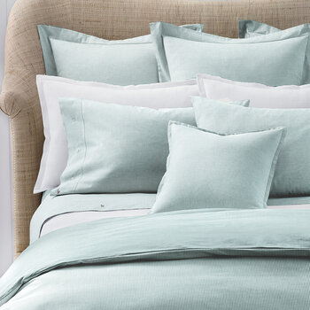 Oxford Duvet Cover - Evergreen