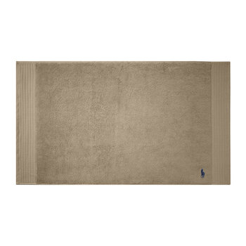 Player Bath Mat - Travertine