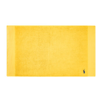 Player Bath Mat - Yellow