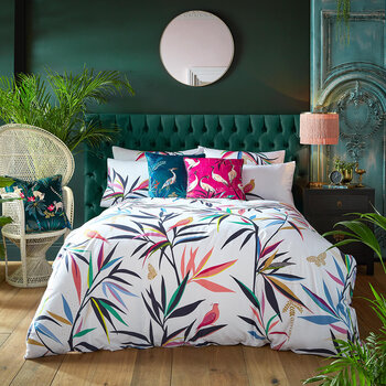 Bamboo Duvet Set - Multi
