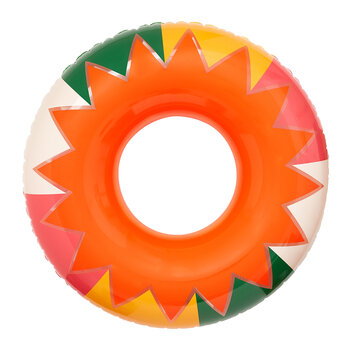 Float On Giant Ring - Sunburst