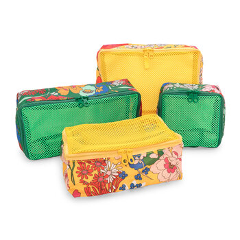 Getaway Packing Cube - Set of 4 - Superbloom
