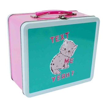Magda Archer Text Me Yeah Lunch Tin