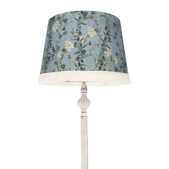 Delicate Bloom Cone Lamp Shade