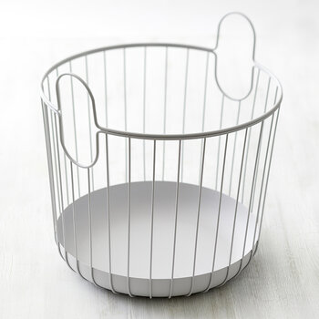 Inu Basket - Soft Grey