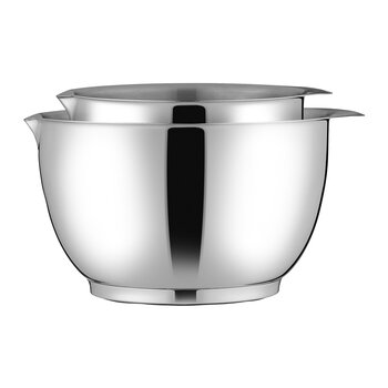 Margrethe Metal Mixing Bowl - Set of 2