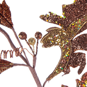 Beaded Acanthus Garland - Copper/Gold