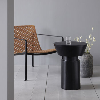 Table d'Appoint Nanded - Noir